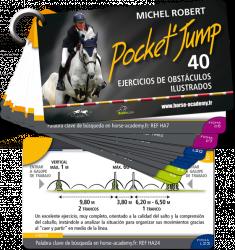 Pocket'Jump : 40 ejercicios de obstáculos ilustrados